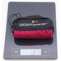 Vorschau: COCOON Silk MummyLiner - Seiden-Schlafsack - Bild 5