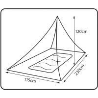 Vorschau: 360° degrees Insect Net Single - Moskito-Netz - Bild 2