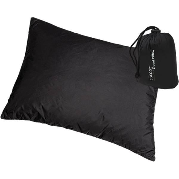 COCOON Synthetic Pillow SP Small - Reise-Kopfkissen charcoal - Bild 1