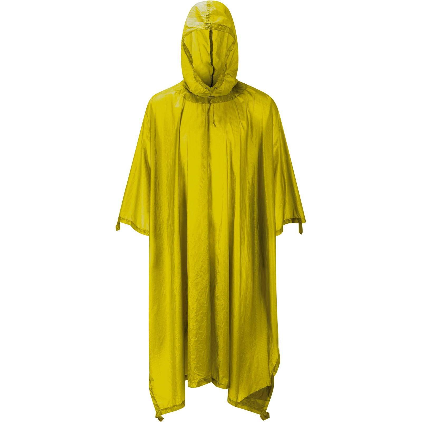 Rab SilPoncho - Regebponcho yellow