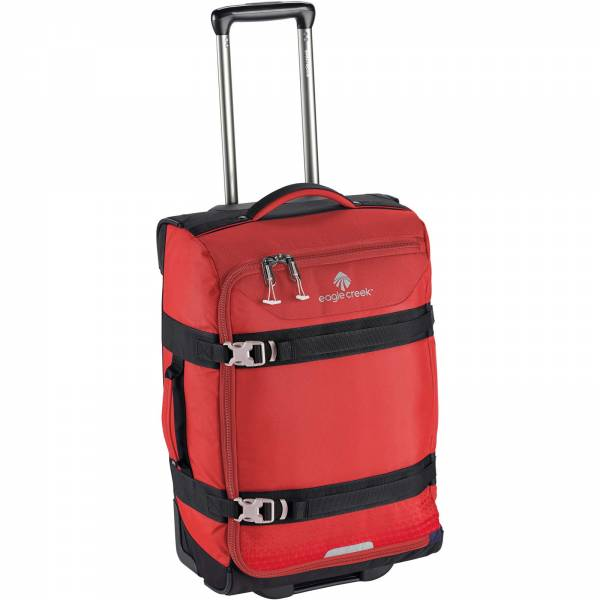 Eagle Creek Expanse Wheeled Duffel International Carry On - Handgepäck-Trolley volcano red - Bild 10