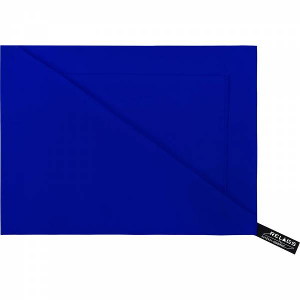 Basic Nature Velour 60 x 120 cm - Outdoor-Handtuch blau - Bild 2