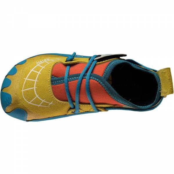 La Sportiva Gripit - Kinder-Kletterschuhe yellow-flame - Bild 4
