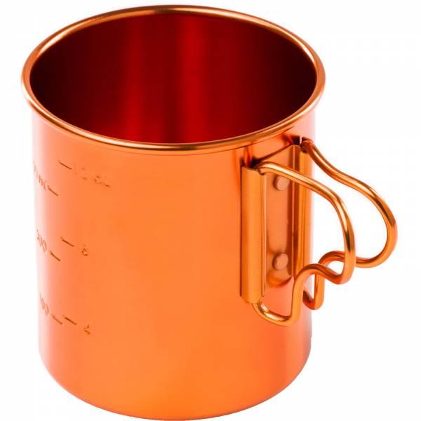 GSI Bugaboo 14 fl. oz. Cup  - Aluminium Becher orange - Bild 7