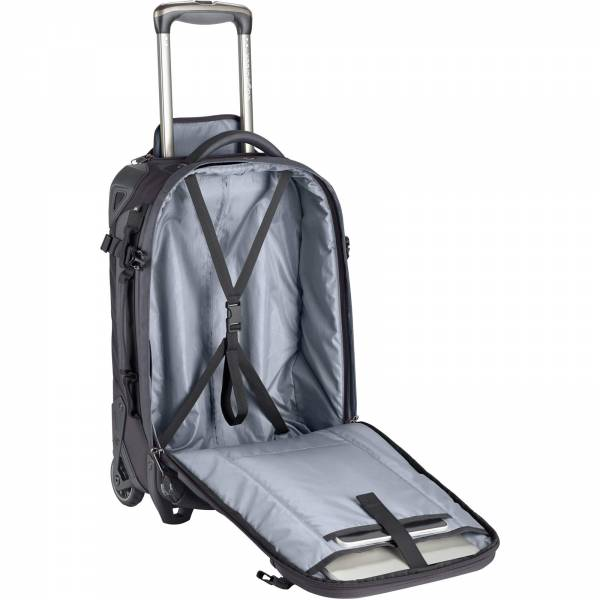 Eagle Creek ORV Wheeled Duffel International Carry-On - Handgepäck-Trolley asphalt black - Bild 3