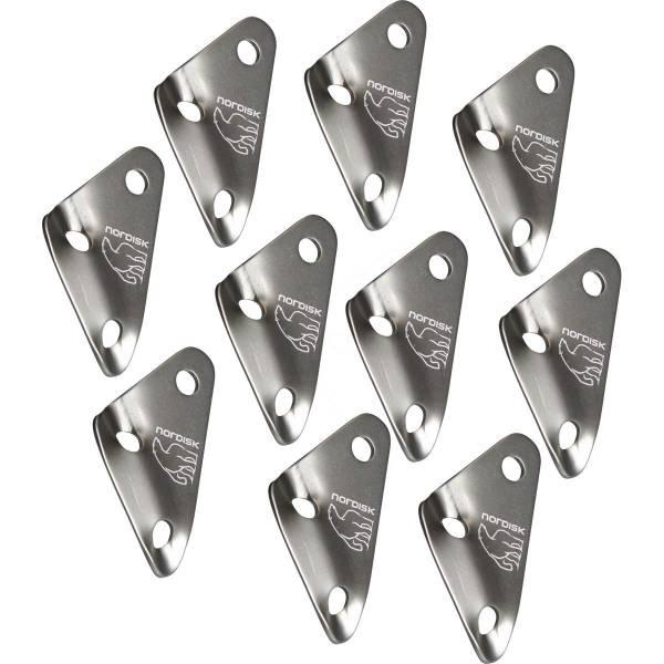 Nordisk Aluminium Triangular Slider - Zeltleinenspanner - Bild 1