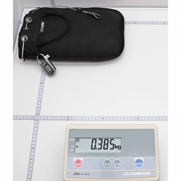 pacsafe TravelSafe 3L GII - tragbarer Safe - Bild 9