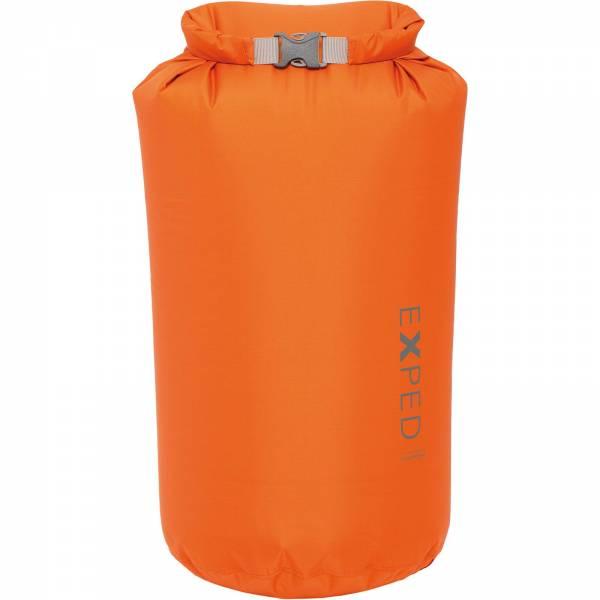 EXPED Fold Drybag - Packsack terracotta - Bild 7
