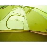 Vorschau: VAUDE Campo 3P - Drei-Personen-Zelt chute green - Bild 5