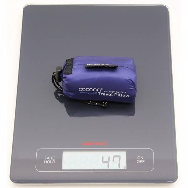 COCOON Air-Core Pillow Microlight - Reise-Kopfkissen - Bild 4