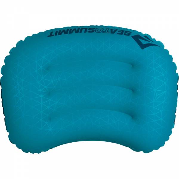 Sea to Summit Aeros Pillow Ultralight Large - Kopfkissen aqua - Bild 3