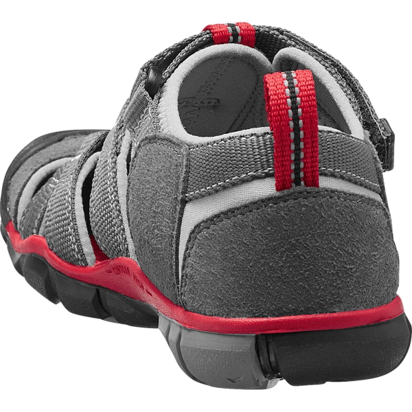 KEEN Youth Seacamp II CNX - Jugendsandalen magnet-racing red - Bild 4