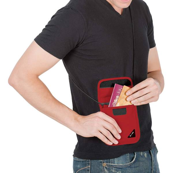 pacsafe CoverSafe X75 - RFID-Brustbeutel - Bild 4