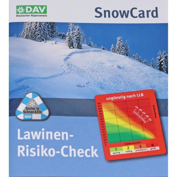 DAV Snowcard - Bild 1