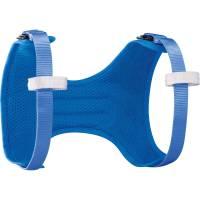 Vorschau: Petzl Body - Brustgurt für Kinderhüftgurt blue - Bild 1