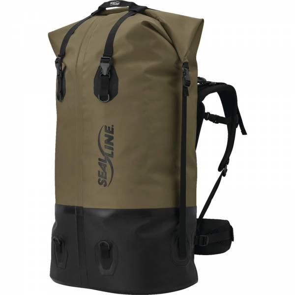 Sealline Pro™ 120 - wasserdichter Rucksack olive drab - Bild 2
