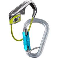 Edelrid Jul² Belay Kit Steel Triple - Sicherungssset
