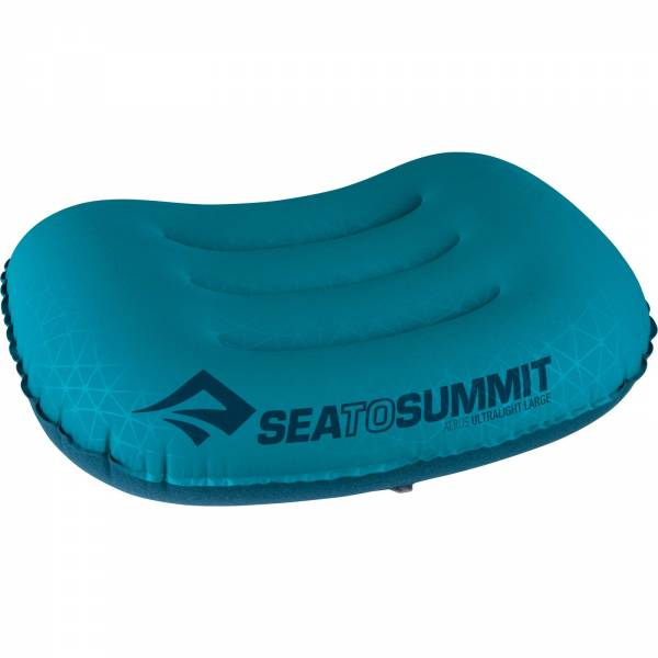 Sea to Summit Aeros Pillow Ultralight Large - Kopfkissen aqua - Bild 1