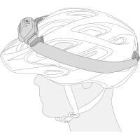 Vorschau: Petzl Uni Adapt - Stirnlampenclips - Bild 3