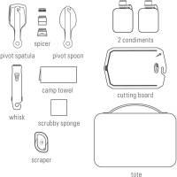 Vorschau: GSI Gourmet Kitchen Set 11 - Bild 2