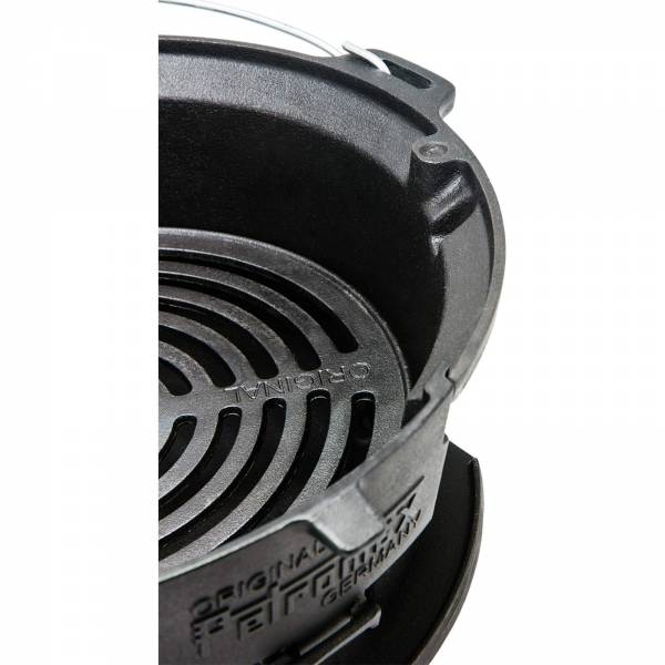 Petromax Feuergrill tg3 - Holzkohlegrill - Bild 5