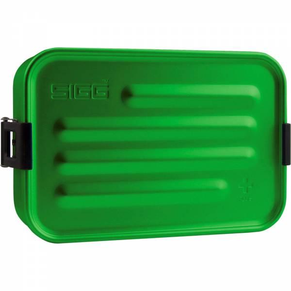 Sigg Food Box Plus S - Metal Proviantdose green - Bild 3