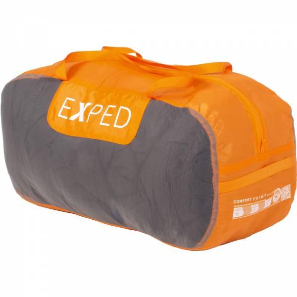 EXPED Storage Duffle 45L - Aufbewahrungstasche orange - Bild 1