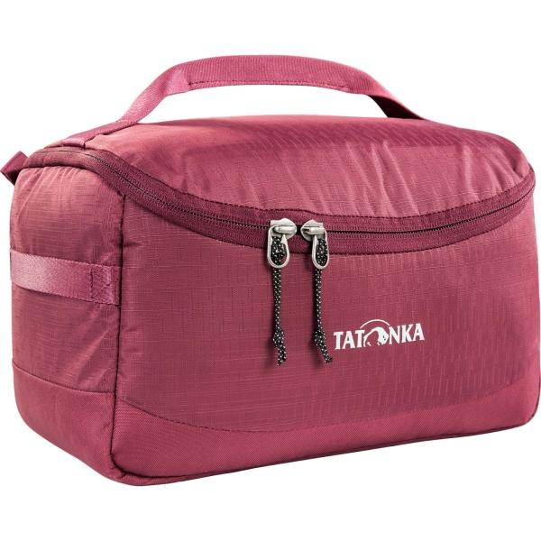 Tatonka Wash Case - große Waschtasche bordeaux red - Bild 3
