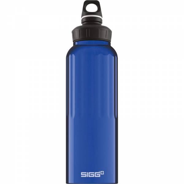 Sigg WMB 1.5L - Alutrinkflasche blue - Bild 1