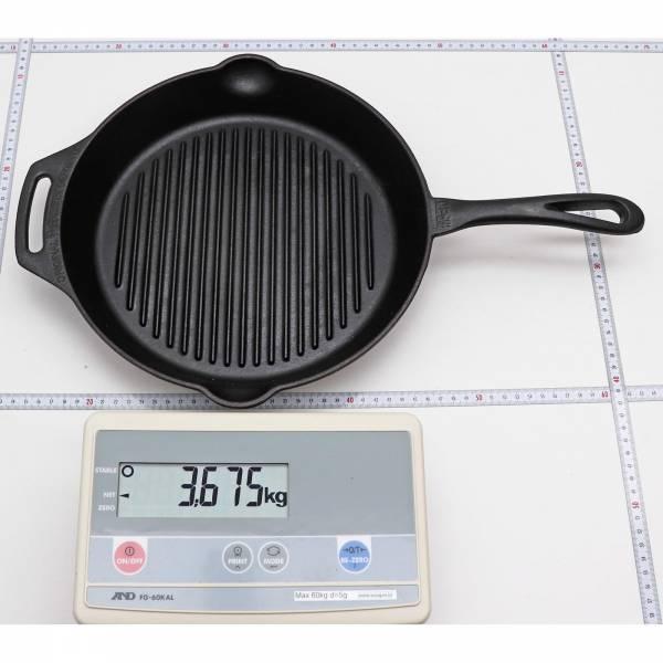 Petromax Grill-Feuerpfanne gp30 - Grillpfanne - Bild 3