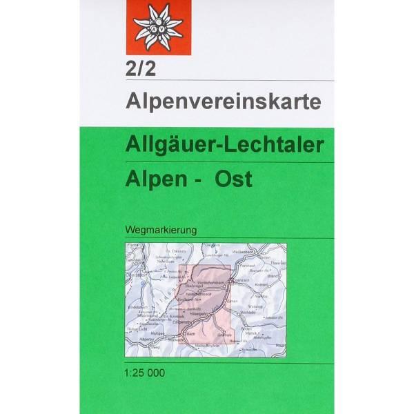 DAV 2/2 Allgäuer - Lechtaler Alpen - Ost - Bild 1