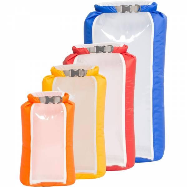 EXPED Fold Drybag CS - 4er Set - Bild 1