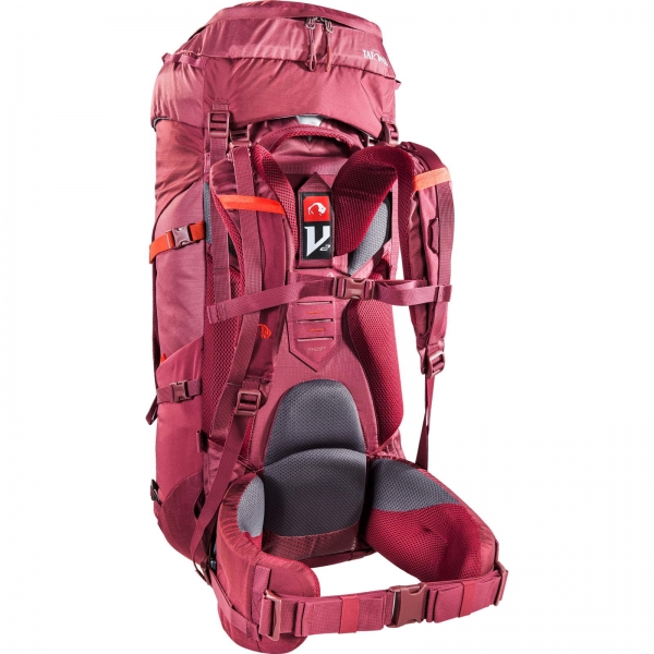 Tatonka Yukon 50+10 Women - Trekkingrucksack bordeaux red - Bild 6