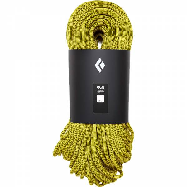 Black Diamond 9.4 Rope - Kletterseil gold - Bild 1