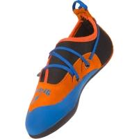 Vorschau: La Sportiva Stickit - Kinder-Kletterschuh lily orange-marine blue - Bild 4