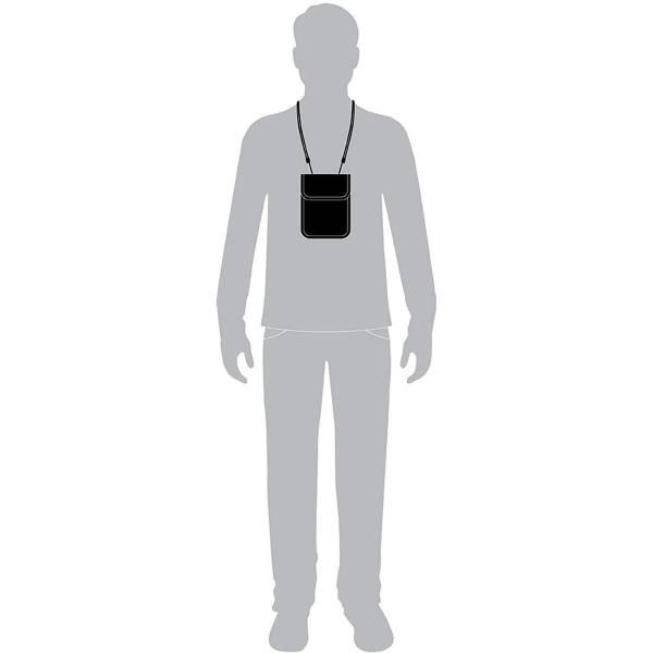 pacsafe CoverSafe X75 - RFID-Brustbeutel - Bild 5