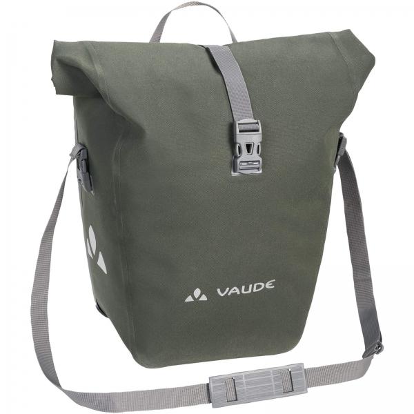 VAUDE Aqua Back Deluxe Single - Hinterradtasche olive - Bild 1