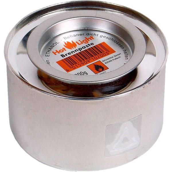 BIOVARIA Hot Light Brennpaste - gelierter Spiritus - Bild 1