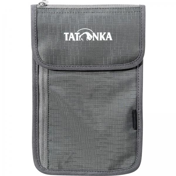 Tatonka Neck Wallet - Brustbeutel titan grey - Bild 1