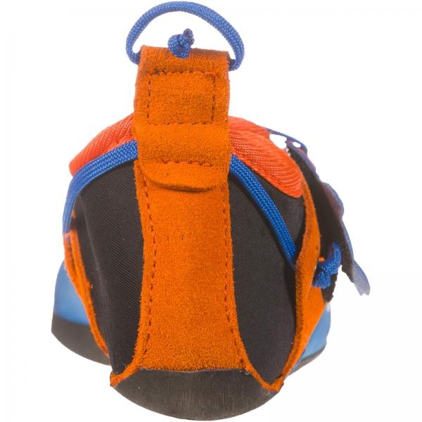 La Sportiva Stickit - Kinder-Kletterschuh lily orange-marine blue - Bild 5