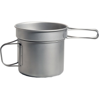 VARGO Ti-Boiler - Titan Topf
