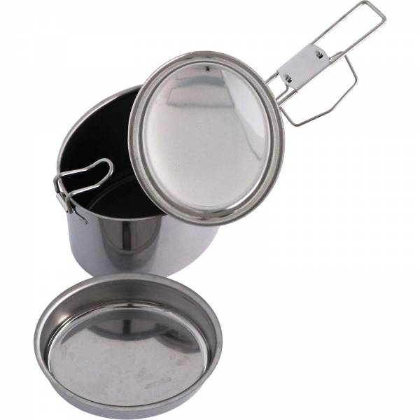 BEAVER BRAND Lunchbox Oval - Essenträger mit Einsatz - Bild 2