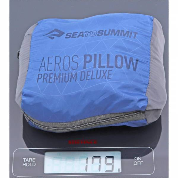 Sea to Summit Aeros Pillow Premium Deluxe - Kopfkissen - Bild 21