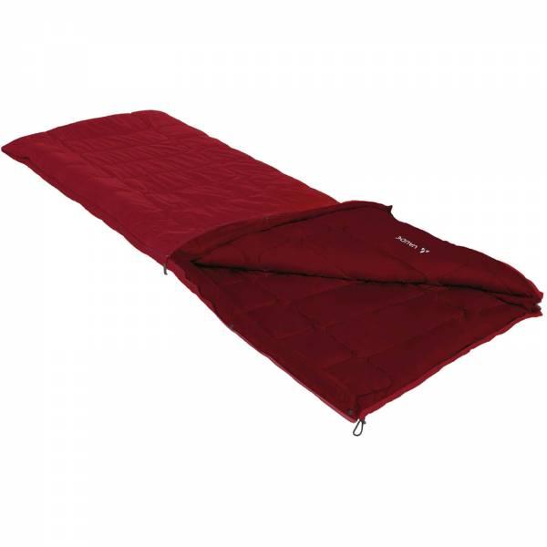 VAUDE Navajo 900 Syn - 3 Jahreszeiten Schlafsack dark indian red - Bild 2