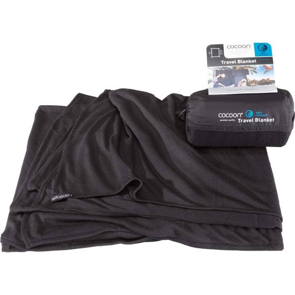 COCOON CoolMax Travel Blanket - Decke black - Bild 2
