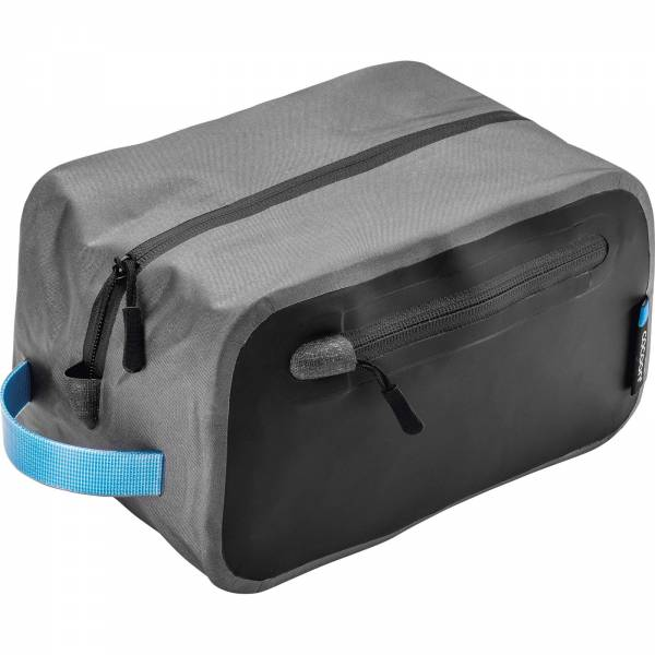 COCOON Toiletry Kit Cube - Toilettentasche grey-black-blue - Bild 1