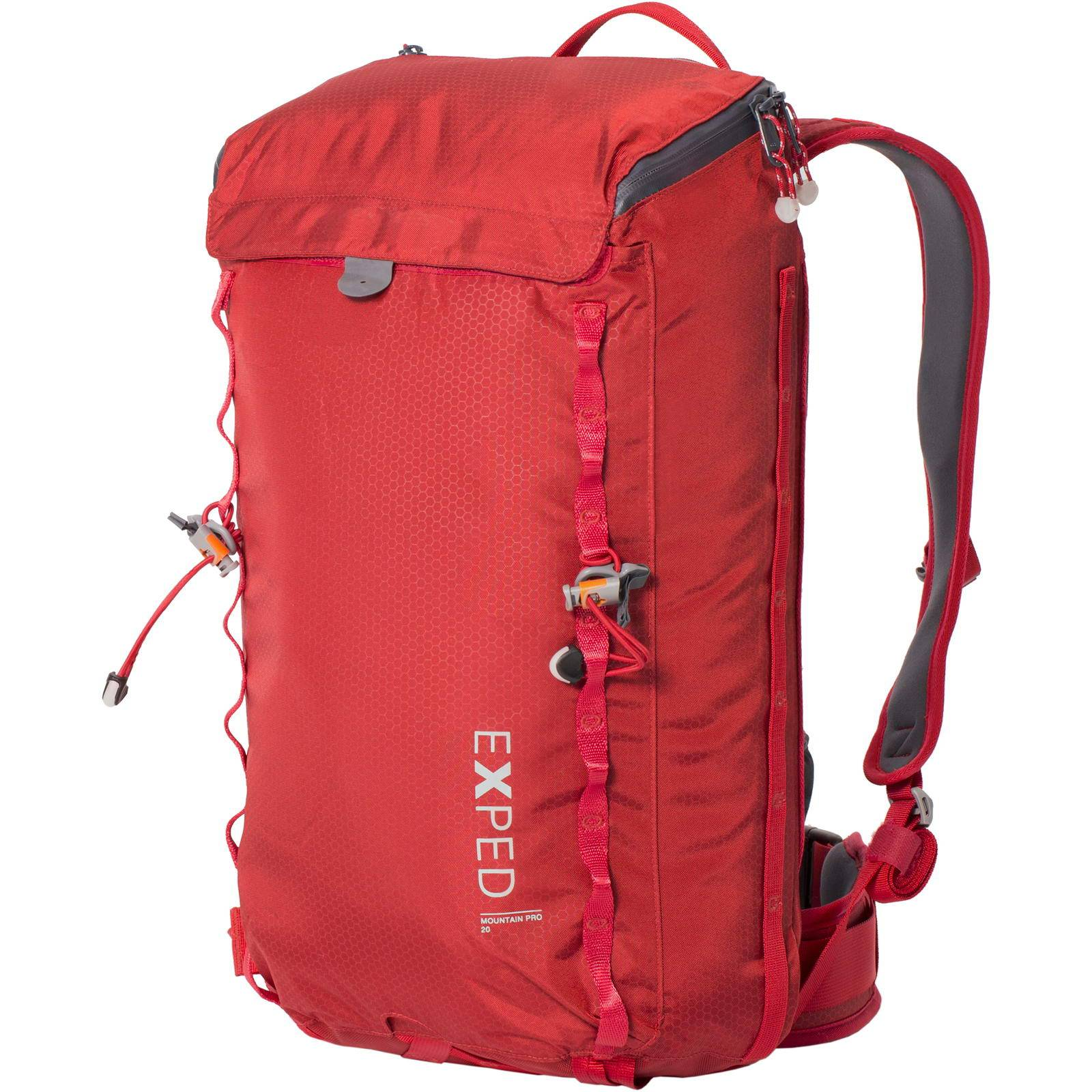 EXPED Mountain Pro 20 - Rucksack ruby red
