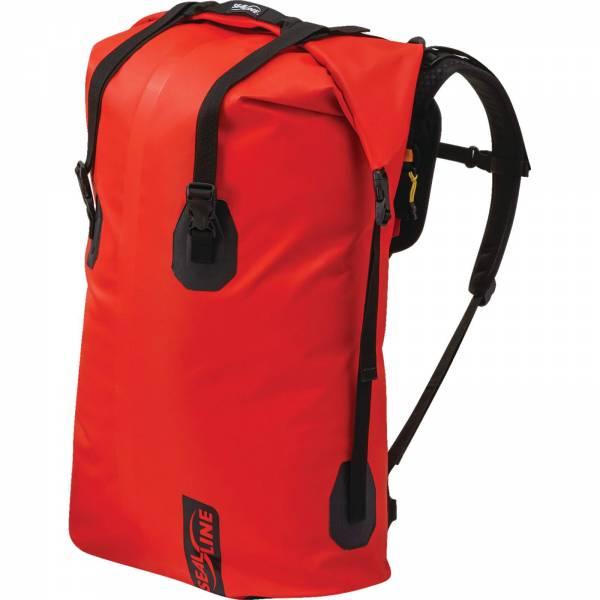 Sealline Boundary™ Pack 65 - wasserdichter Rucksack red - Bild 2
