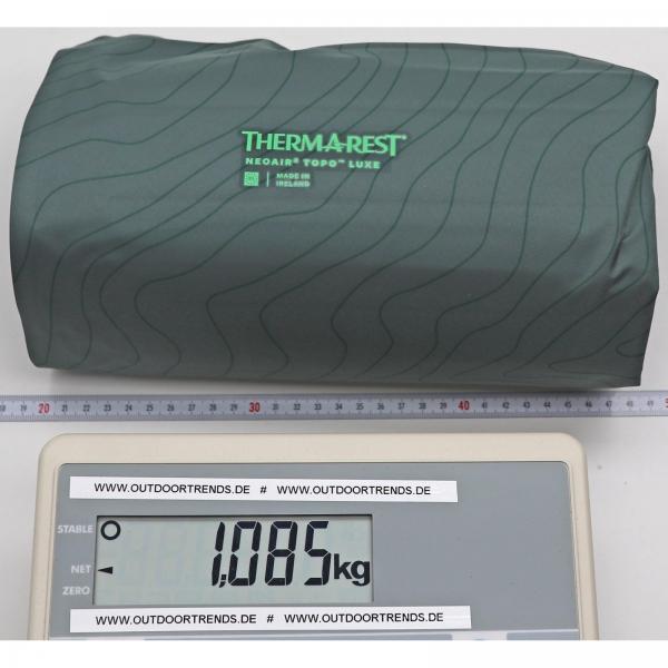 Therm-a-Rest NeoAir Topo Luxe - Schlafmatte balsam - Bild 6
