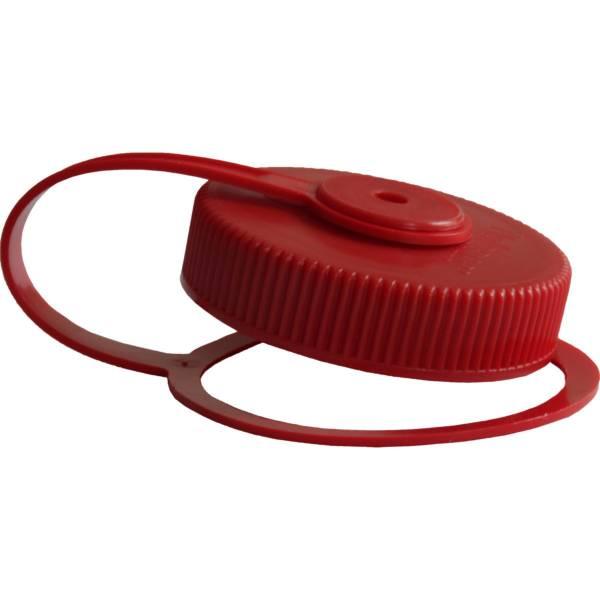 Nalgene Ersatzdeckel - Everyday Weithals 1 Liter rot - Bild 2